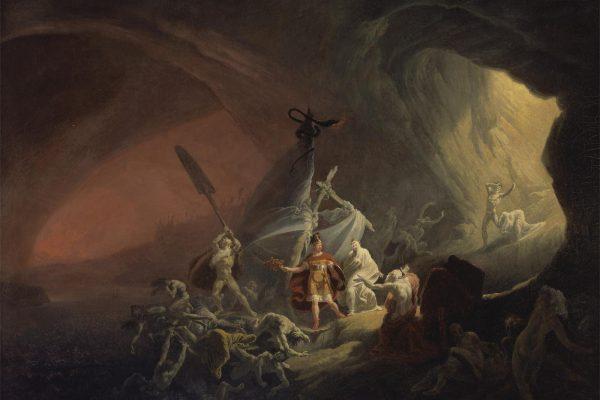 Virgilio ed Enea, il primo dei Romani