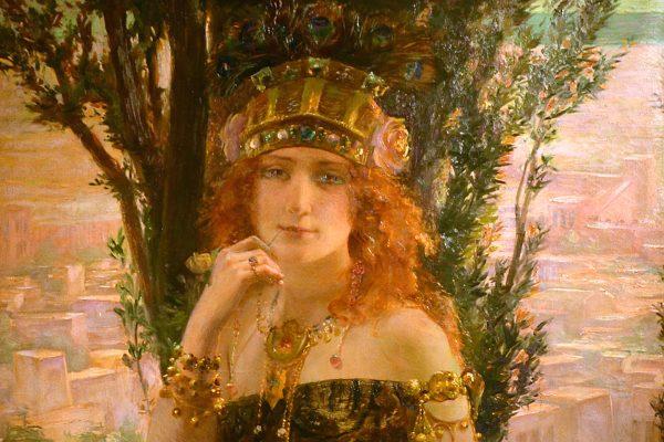La bellezza di Elena secondo Euripide: un fascino che trascende l'estetica